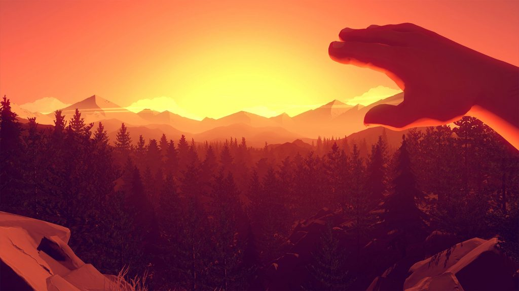 Firewatch With Henry In First Person