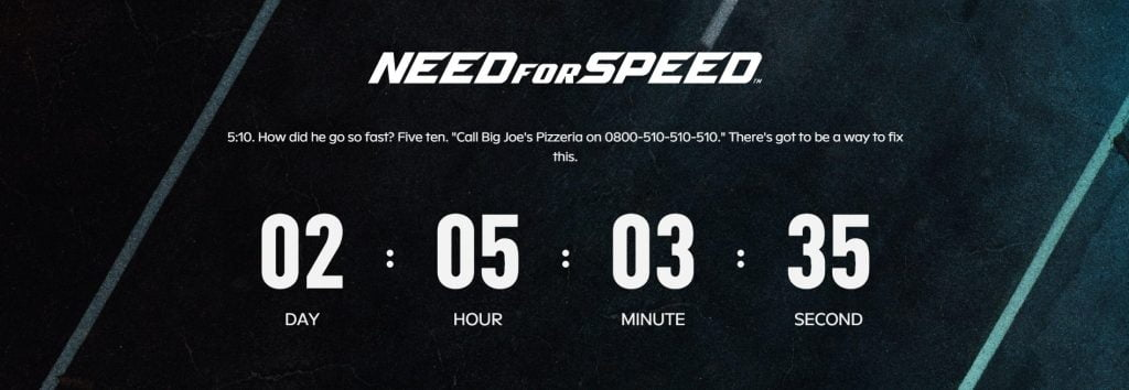 Website Need For Speed - 510